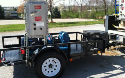 Case Study: Large midwest oil company needed three mobile units for testing gasoline in multiple locations.